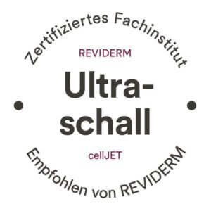 REVIDERM Ultraschall Dermo-Kosmetik
